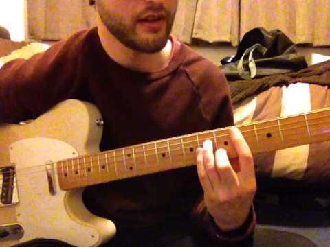 Blur Coffee Tv Guitar Tutorial