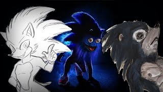 Sonic Fans tried to FIX Sonic`s design for the 2019 Movie