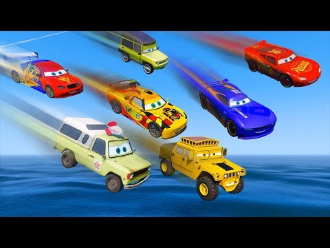 Cars Party Miguel Camino Miles Axlerod Todd Pizza Planet Truck Danny Swervez Hummer Sven & Friends