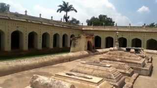 Tipu Sultan - Tomb Of  Tipu Sultan, in Srirangapatna   Places Near Bangalore and Mysore