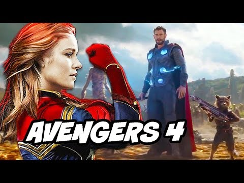 Avengers 4 Ending Explained by Kevin Feige - Comic Con 2018