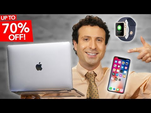 Best Apple Black Friday Deals of 2017 (Macbook, iPhone, iPad's)