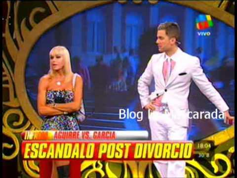Ricardo Garcia y Electra ¡hasta las manos!
