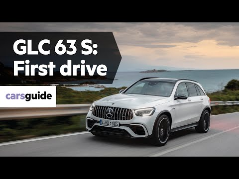 Mercedes-AMG GLC 63 S 2019 review
