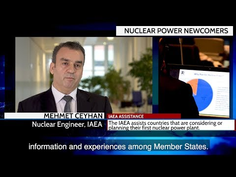 IAEA Member States Discuss Nuclear Power Infrastructure Development