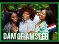 TRAVEL VLOG: Girls Trip to Amsterdam l Just Vlog #Friendgoals