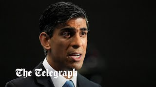 video: Rishi Sunak refuses to rule out further tax rises