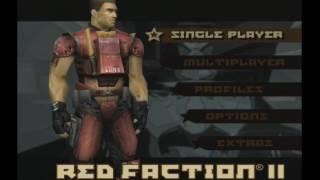 видео red faction 2 прохождение