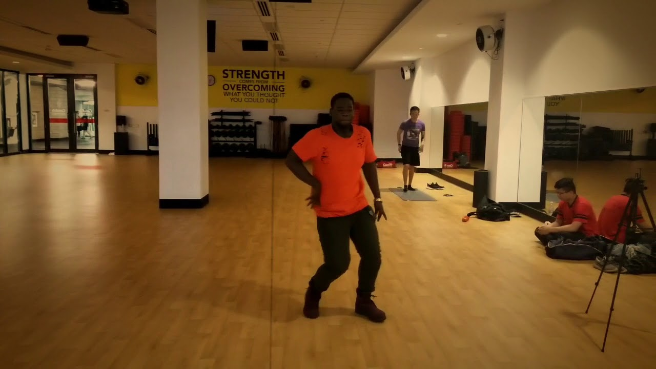 Davido - If (Jamaican dance choreography)