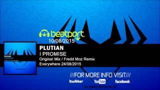 Plutian - I Promise (Original Mix)
