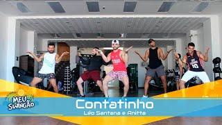 Contatinho - Léo Santana, Anitta - Coreografia - Meu Swingão.