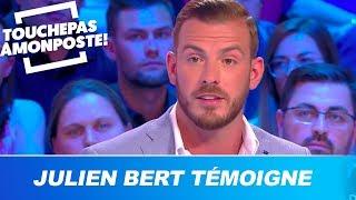 Julien Bert réagit à sa condamnation en exclusivité dans TPMP !