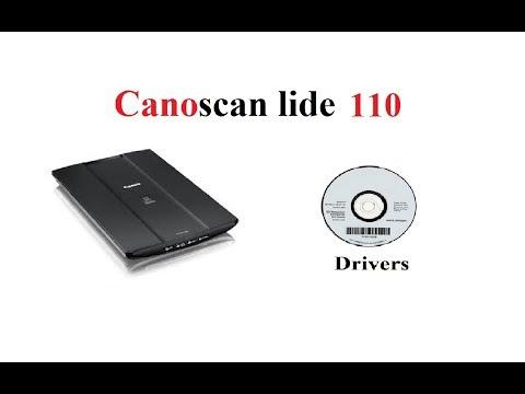 Canoscan Lide 110 | Driver