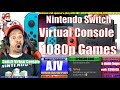 Wii & Gamecube Games Coming To Nvidia Shield. Nintendo Switch Virtual Console Games At 1080p?