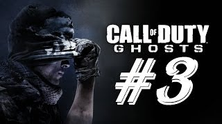 Call of Duty Ghosts 1080p HD Gameplay Walkthrough Episode 3 - Struck Down - Remote Sniper Rifle