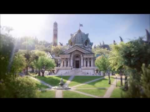 Monsters University- 20. MU Alma Mater (W/Lyrics)