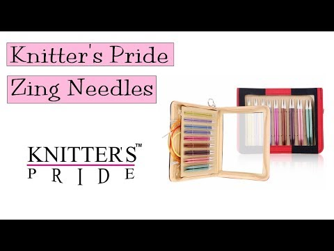 Knitter's Pride Zing Needles