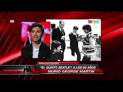 George Martin: La historia del quinto Beatle