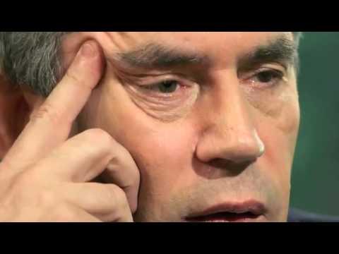Gordon Brown: It's Over