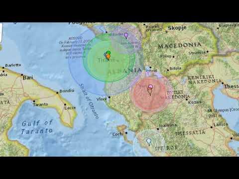 Pse ndodhin tërmetet në Shqipëri/Jemi në vendin e 43 në botë për rrezikun nga tërmetet