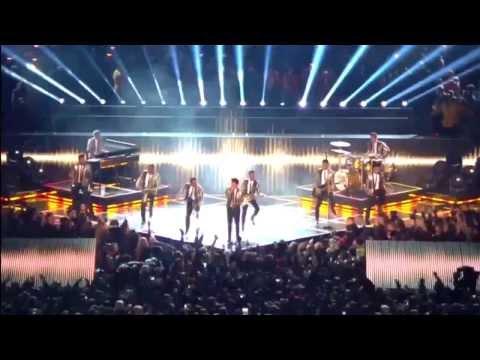 Bruno Mars SuperBowl Halftime Show 2014