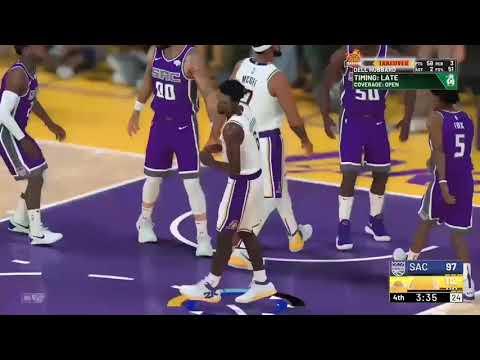 NBA 2k19 Center Highlights