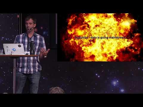 Keynote by Maxime Beauchemin