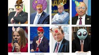 Сергей Шнуров — Выборы