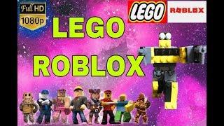Lego Roblox LEGO ROBLOX BUILD LEGO Creator Expert ROBLOX Speed build LEGO Ideas