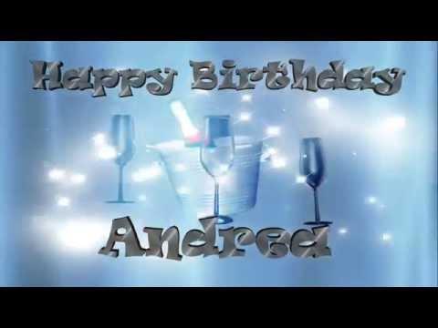 Happy Birthday Andrea!