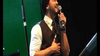 Guy Sebastian - Kryptonite @ Live & By Request Show (Melb)