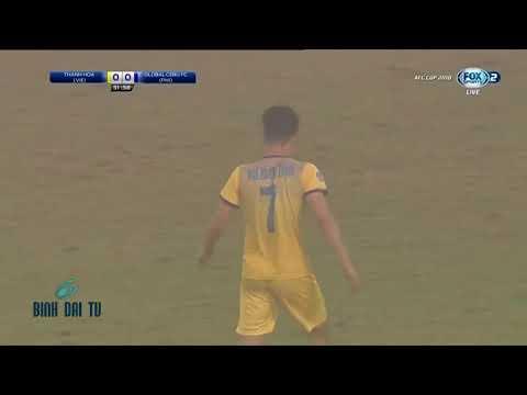 AFC Cup 2018: FLC Thanh Hóa vs. Global Cebu FC (Hiệp 2)