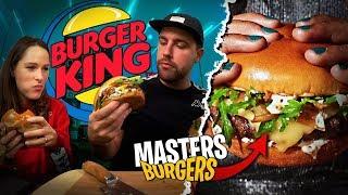 Que valent les deux MASTERS BURGERS de chez Burger King ??