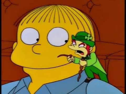 O'Reilly the (pyromaniacal) Leprechaun