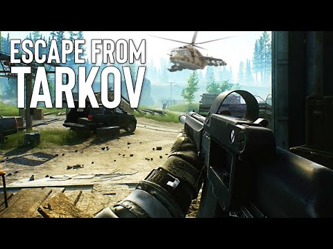 MOST REALISTIC FPS EVER!! (Escape From Tarkov)