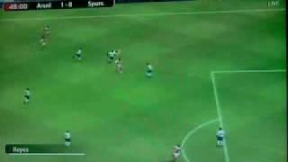 Fifa 05 Gameplay
