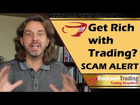 Get rich quick with stocks? – SCAM ALERT!