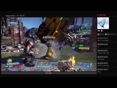 Borderlands 2 Side Missions gameplay Resumed