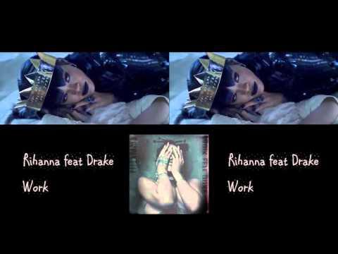Rihanna - Work Feat. Drake (Official Instrumental/Karaoke + DL) Preview