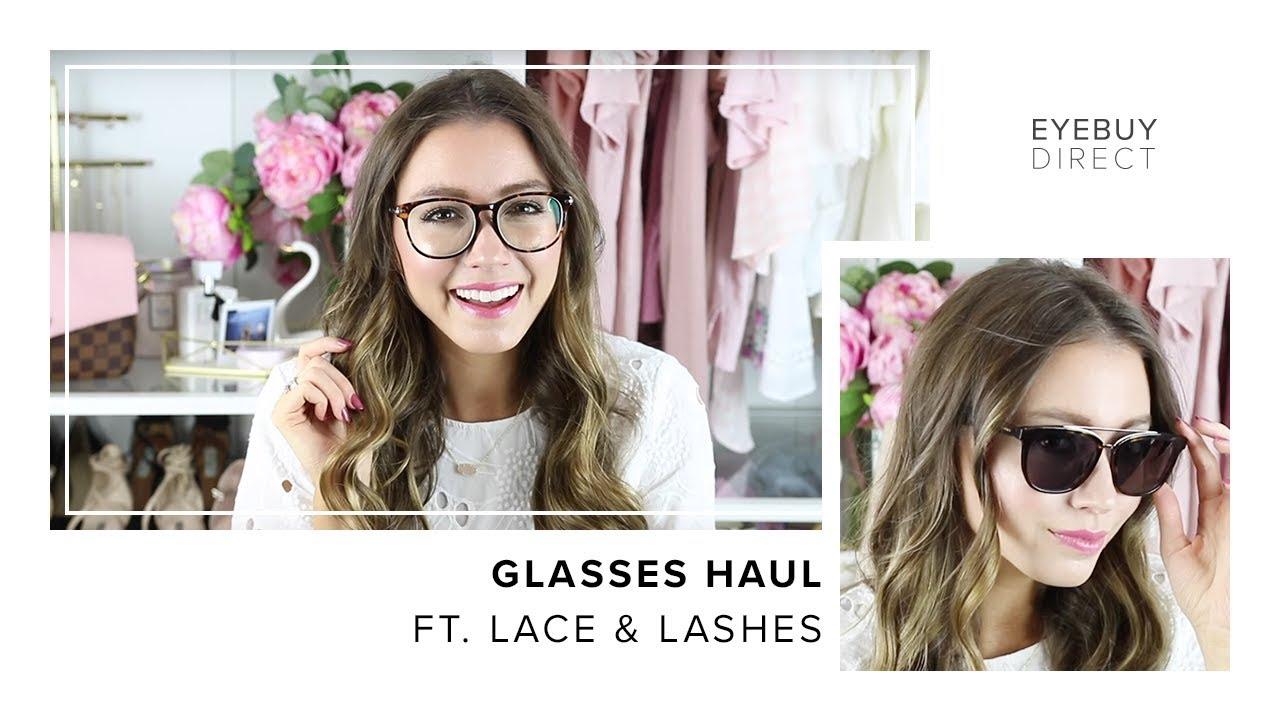 56446b4a203 Glasses Haul