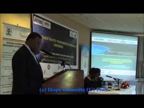 Munyonyo Conference Day Two Trinidad and Tobago Keynote Address