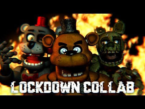 [FNAF SFM] Lockdown by SharaX (Collab)
