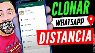 Como clonar o WhatsApp a distancia??? INVESTIGAÇÃO #1