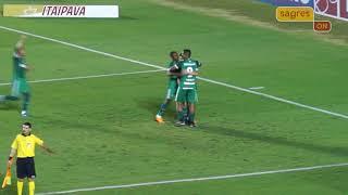 SagresTV: Confira os lances de Goiás 1 x 1 Juventude