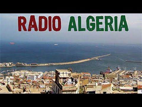 Radio Algeria 5905 kHz Grundig Satellit 800 Millennium 12/22/17