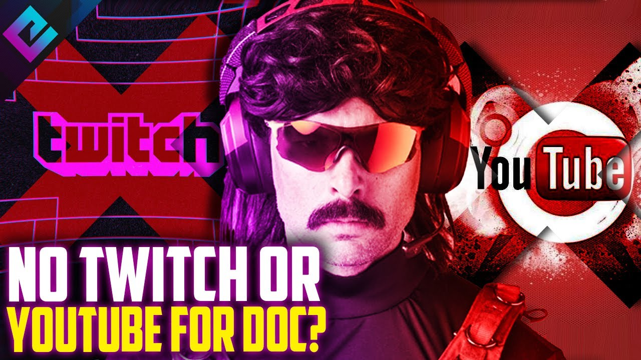 Slasher Reveals More on Dr Disrespect Situation, Not Going to YouTube