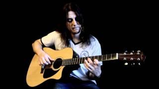 Людвиг ван Бетховен - Лунная Соната на гитаре.  Ludwig van Beethoven - Monlight Sonata