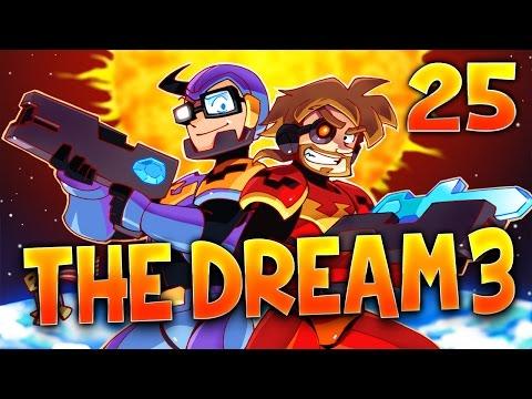 THE DREAM 3 - Ep.25 - DRAGON REKT ! - Minecraft Survie MODS
