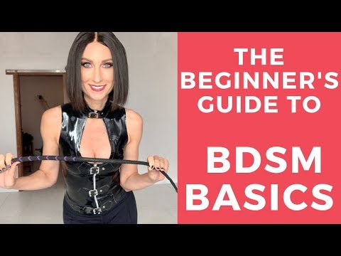 The Beginner's Guide to BDSM BasicsKaynak: YouTube · Süre: 14 dakika54 saniye