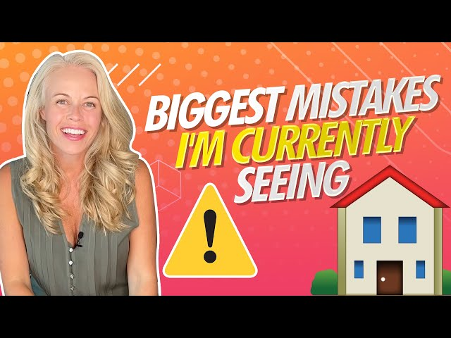 Biggest First Time Home Buyer Mistakes In 2020 (Episode 1) VA Loan First Time Home Buyer Tips 🏡